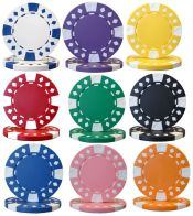 Diamond Suited 12.5 gram Poker Chips