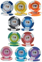 Tournament Pro Series 11.5 gram Poker Chips
