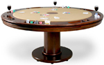 Custom Proker table furniture poker table wood poker table custom poker