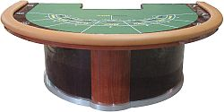Deluxe professional Baccarat professional Baccarat table custom Baccarat table Baccarat table custom