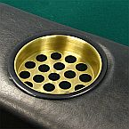 Brass Ash Tray Screen Poker Table ashtray ashtray