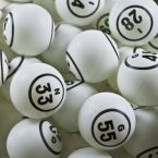 Bingo - White bingo bingo accessories bingo cards bingo balls bingo machine