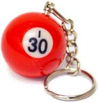 Bingo Ball Key Chainbingo bingo accessories bingo cards bingo balls bingo machine
