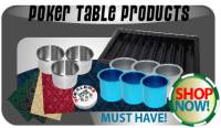 Poker Table Products