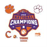 2018-19 Clemson College Football Champions