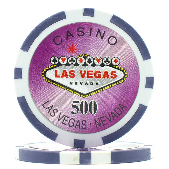 Welcome to Las Vegas $500 Chips | Buy Casino Chips Online