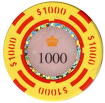 $1000 casino chip