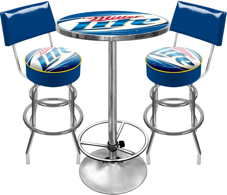 Two Custom Bar Stool Custom Pub Stool Customized Bar Stool Game Room Stool