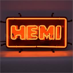Hemi Junior Neon Sign