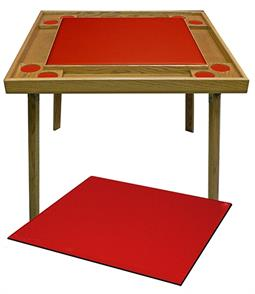Kestell 35 inch Folding Leg Combo Game and Card Table