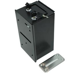 Steel Rake Toke Box & Bill Slot
