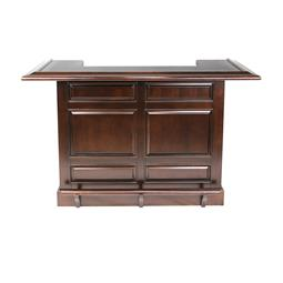 Imperial Bar, Antique Walnut