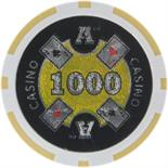 Ace Casino 14 gram - $1000 Sold by the Roll25 pcs. per Roll