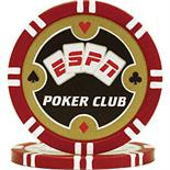 ESPNR Poker Club Professional 11.5g Poker Chips