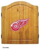 Detroit Redwings Dart Cabinet