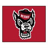 NC State Tailgater Rug 5'x6'