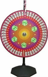 Prize Wheel / Carnival Wheel - MONEY WHEEL
