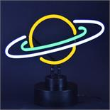 Saturn Neon Sculpture 12
