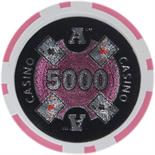 Ace Casino 14 gram - $5000 Sold by the Roll25 pcs. per Roll