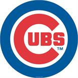 Chicago Cubs Vinyl Magnet
