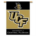 Central Florida Golden Knights 2-Sided  Banner W/ Pole Sleeve