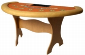 New Casino Poker Table Style Blackjack