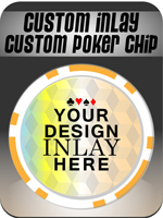 Custom Poker Chips Labels