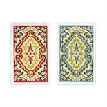 KEM Narrow Paisley Bridge Size Playing Cards