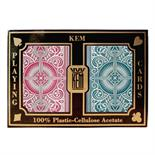 Kem Arrow Double Poker Size Playing Cards