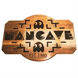 Pac-Mancave Signs