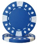 Blue Diamond Suited Poker Chips 12.5 gram Poker Chips