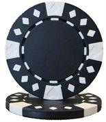 Black Diamond Suited Poker Chips 12.5 gram Poker Chips