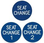 Seat Change Button 1 1/4
