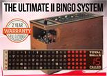 The Ultimate II Bingo System Including Flashboard