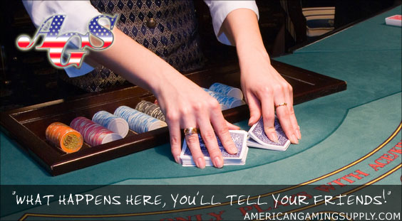 American Gaming Supply - Poker Tables