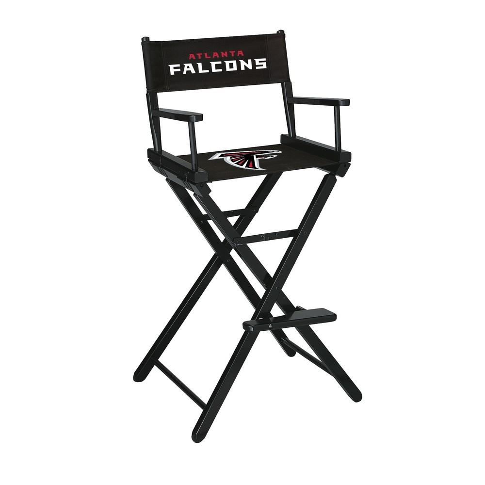 Buy Atlanta Falcons Bar Height Directors Chair Online