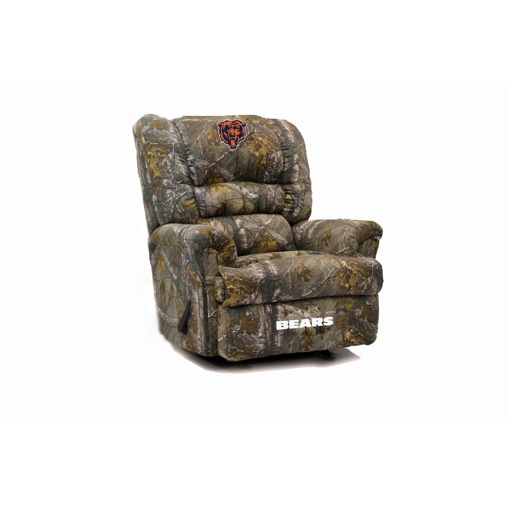 Amazing Chicago Bears Big Daddy Camo Cloth Ocoug Best Dining Table And Chair Ideas Images Ocougorg
