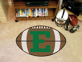 Eastern Michigan Football Rug 20.5x32.5