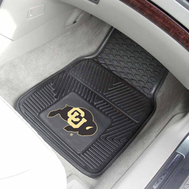 Colorado 2-pc Vinyl Car Mat Set