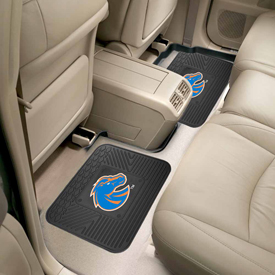 Boise State Backseat Utility Mats 2 Pack 14x17