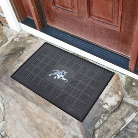 Jackson State Medallion Door Mat