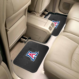 Arizona Backseat Utility Mats 2 Pack 14x17