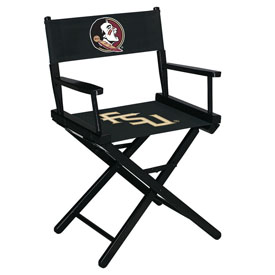 Florida State Directors Chair-Table Height