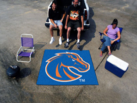Boise State Tailgater Rug 5'x6'