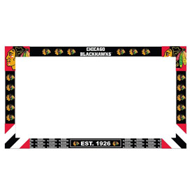 Chicago Blackhawks Big Game Tv Frame