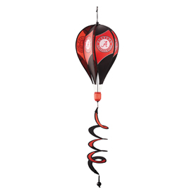 Alabama Crimson Tide Hot Air Balloon Spinner
