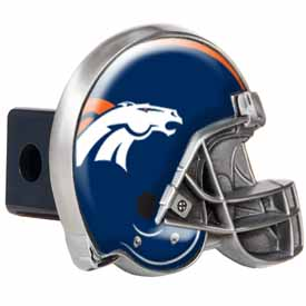 Denver Broncos Helmet Trailer Hitch Cover