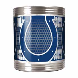 Indianapolis Colts Stainless Steel Can Holder with Metallic Graphics
