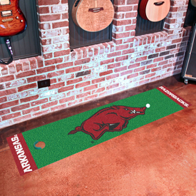 Arkansas Putting Green Runner