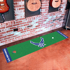 Air Force Putting Green Runner